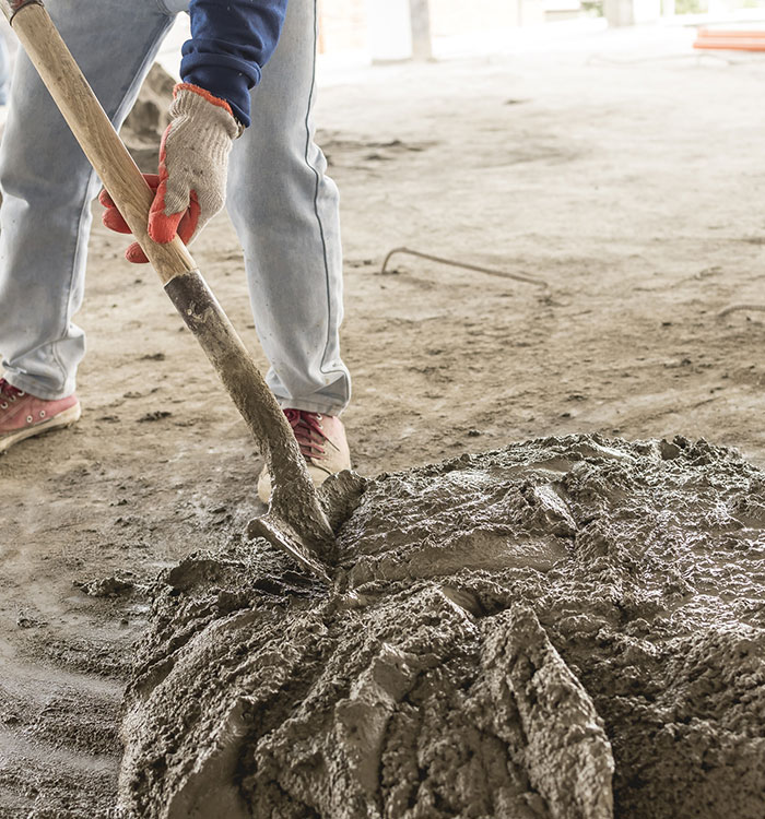 Производство на бетонови смеси